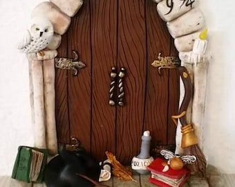 Harry Potter Hogwarts Door, door,