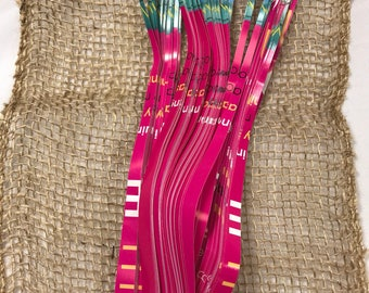 Betsy Pink Strips