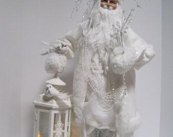 Crystal Father Christmas