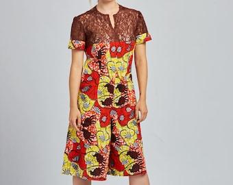 Mini Jumpsuit dress