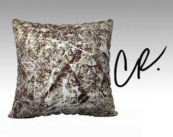 """CR What Lies Within 22x22"""" Pillow Case"""