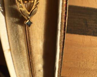 Antique Alfred Stein Gold Stick Pin