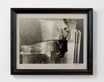 Empirical Death - Original Photograph - Silver Gelatin Print