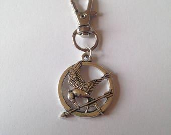 Handmade Hunger Games Keyring