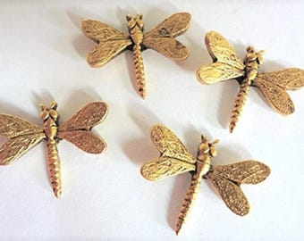 Dragonfly  Push pins  15pc set,**FREE SHIPPING**Usually Ships the Same Day **