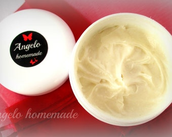 White Musk Body Butter, Body Moisturizer, Natural Body Care, Organic Body Lotion, Natural Skin Care, Bath and Beauty, Spa Gift For Her.
