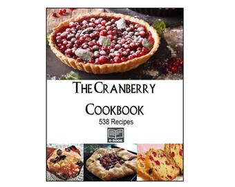 Cranberry Cookbook