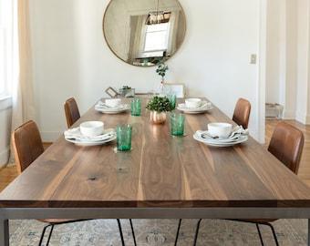 Parker Dining Table - American Walnut