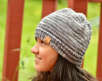 Instant Download - His and Hers Unisex Beanie - Toque - PATTERN ONLY
