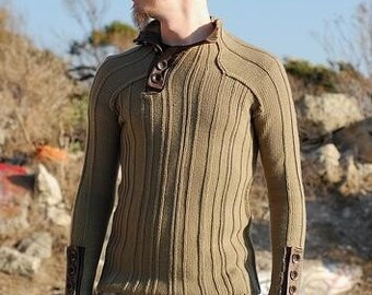 Isaac Knitting Pattern