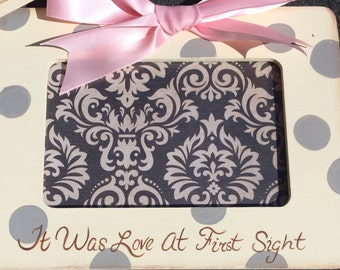 1 Ultrasound New Baby, Picture Frame  Sonogram, New Baby Announcement, Grandparents,Sister