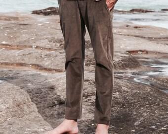 Chinos,  Men's Pants,  Long Pants,  Cotton Pants, Slim pants,  Corduroy pants