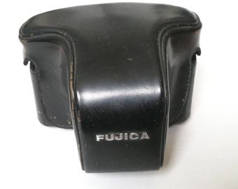 Vintage Camera Case/Pouch/Half Case/Everready for 1970s Fujica ST SLR