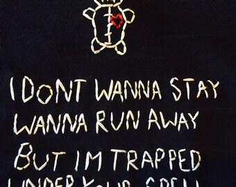 "5SOS ""Voodoo Doll"" t-shirt"