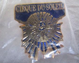 Vintage Walt Disney World Trading Pin Cirque Du Soleil