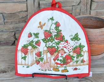 Vintage Strawberry Shortcake Toaster Cover