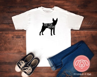 Toy Fox Terrier YOUTH T-Shirt