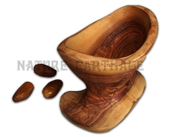 Birthday gift  / Olive Wood fruits bowls:  7.87 / 11.80 / 15.75 Inches / Original present