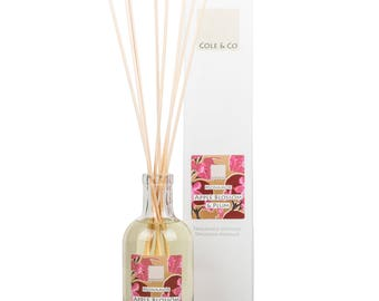 Welsh, Fruity and Exotic Apple Blossom & Plum Diffuser - Home Fragrance - Made in Wales - A Gift for You and Your Home- For Christmas