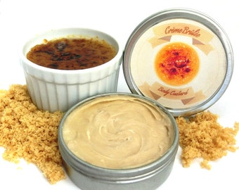 Creme Brulee - Whipped Shea Body Butter