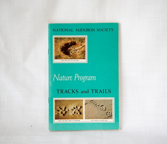 Tracks + Trails by the National Audubon Society