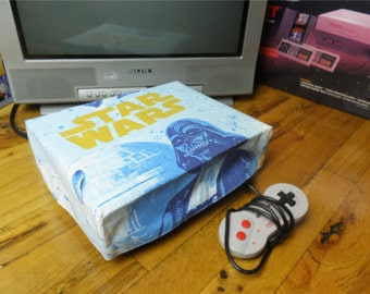 Star Wars WRETRO WRAPPER console dust cover
