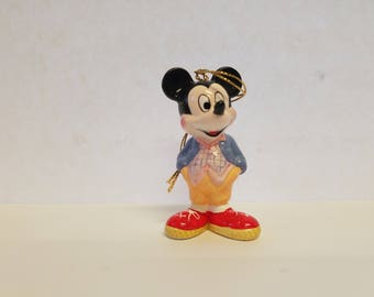 Disney Mickey Mouse collectible Ornament