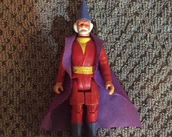 Vintage Dragonriders of the Styx THE WIZARD Dragon Riders 1980s Rare Action Figure Awesome Nostalgia