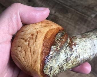 39 inch Rowan Tree Walking Stick - Irish Mountain Ash - Shillelagh