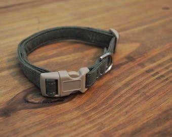Olive Drab Dog Collar