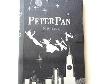 Peter Pan Book iPad mini 1, 2, 3, 4 case