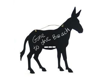 Donkey Chalkboard