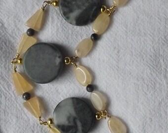 Stone Ladder bracelet