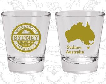 Australia Shot Glass, Australia Shot Glasses, Australia Glass, Australia Glasses, Australia Glassware (155)