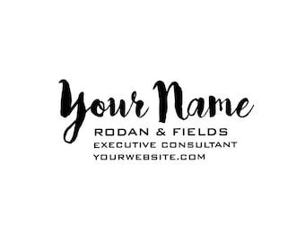 Rodan & Fields Watermark Design #3