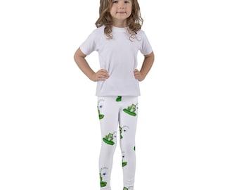 RRRibbitt Cool Frog Kid's leggings
