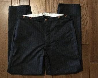 Mule-ear trousers Civilian trousers Civil War