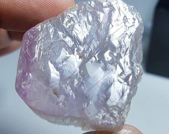 Pink Kunzite spodumene Crystal double terminated