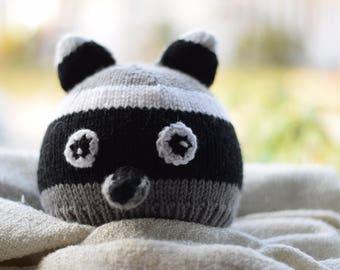 Little Raccoon Hat