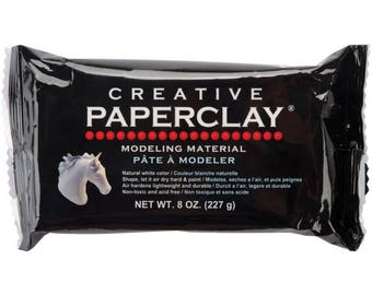 Creative Paperclay 8oz