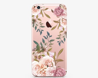 Flowers iPhone 8 Case Personalized Case Samsung Galaxy S8 Plus Case iPhone X Case iPhone 7 Plus Case Samsung Note 8 Case Samsung S7 AC1032