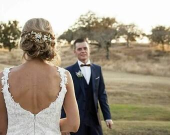 Bridal headpiece