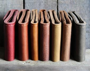 Leather Billfold, Leather wallet, Billfold wallet, Card Wallet