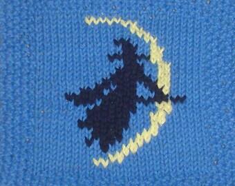 Night Patrol Cloth knit pattern