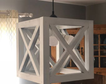 Modern Farmhouse Light Fixture
