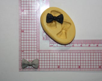 Bowtie Silicone Mold Bow Tie Silicone Mold Candy Chocolate Fondant Resin Soap Mold Food Safe Mold