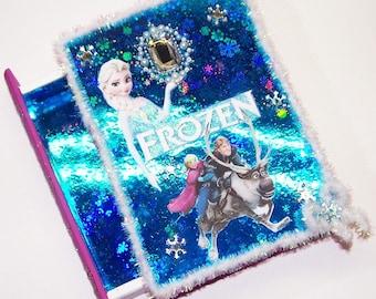 Elsa jewelry box Etsy
