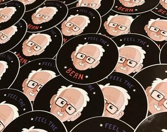 Feel the Bern Sticker!