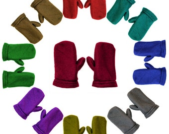 Mitten Pattern | All sizes | Video included