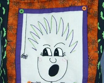 Tasche Halloween Festlichkeit Candy Tote PinHead glücklich Face(TM) Spider